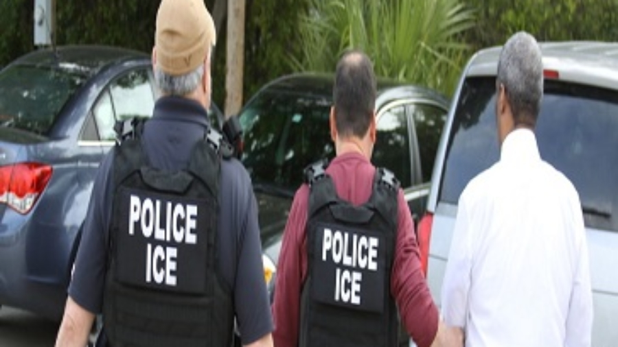 U.S. Immigration and Customs Enforcement (ICE) Officers arrested 271 criminal aliens last week in an enforcement action targeting individuals who pose a threat to public safety and immigration violations. ICE Enforcement and Removal Operations (ERO) officers made the arrests across the state of Florida, Puerto Rico and the U. S. Virgin Islands.